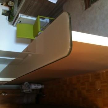 Comptoir de cuisine en verre miroiterie vitrerie salon de provence miroiterie d 39 art provencale - Comptoir de famille salon de provence ...